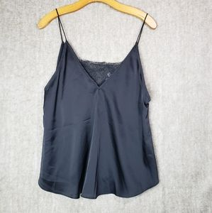 Strappy Tank with Lace